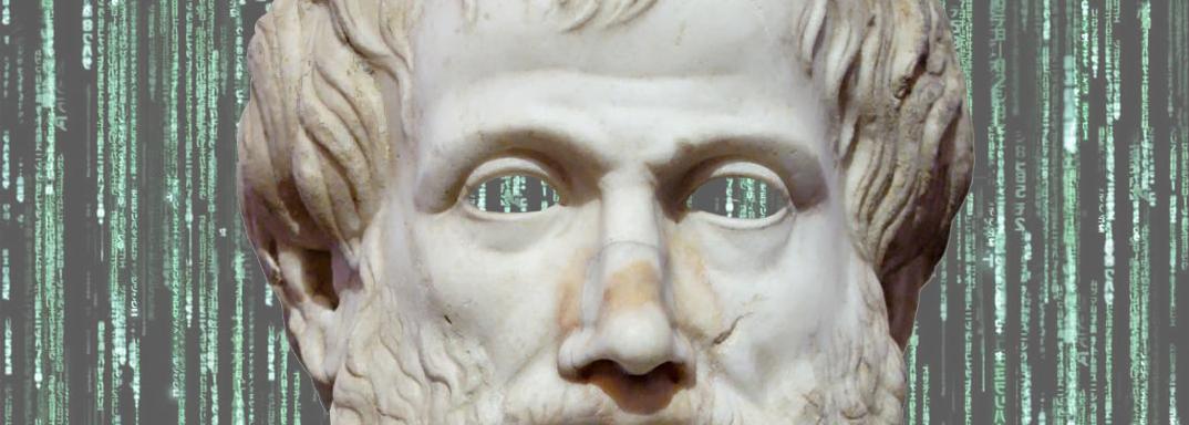 Aristote et l'atomisme de Démocrite