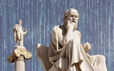 Le Dataïsme est-il un Atomisme ? Une approche philosophique de la Data