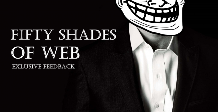 50 Shades of web billet