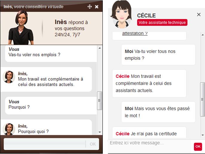Inès et Cécile 1
