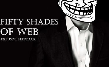 50 Shades of web billet